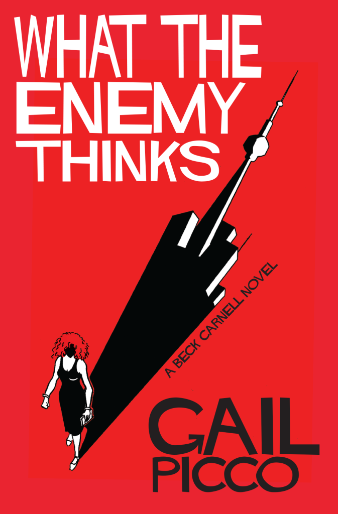What the Enemy Thinks book cover